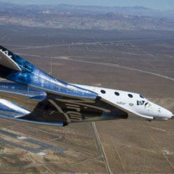 Первый коммерческий полёт корабля SpaceShipTwo намечен на следующий год