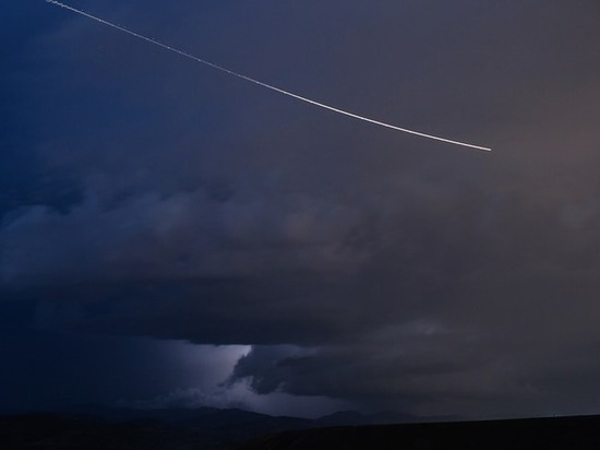 Разрушение челябинского метеорита в атмосфере смоделировали специалисты NASA