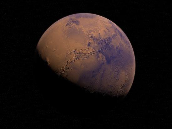 Представлены доказательства жизни на Марсе