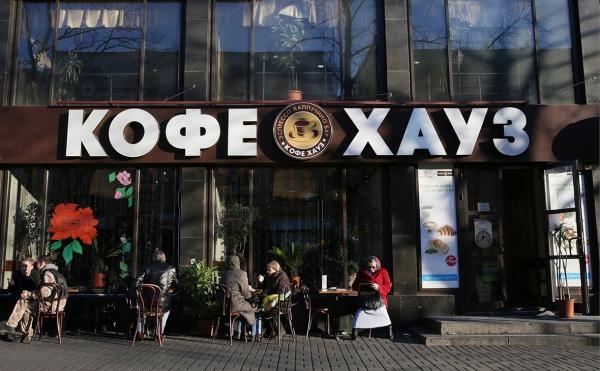 Роспотребнадзор нашел нарушения в 84 московских кафе «Кофе Хауз»