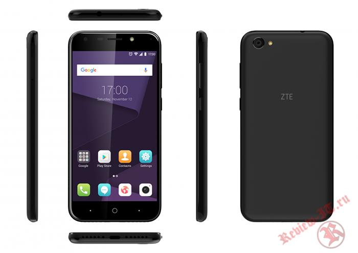 ZTE Blade A6 Lite поступил в продажу в России