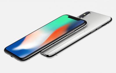 Эксперты назвали эффективную площадь дисплея iPhone X