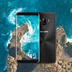 Компания Bluboo занимается созданием двух безрамочных смартфонов