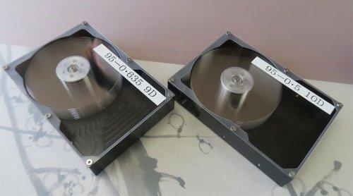 Стеклянные пластины - основа жестких дисков следующего поколения, объемом в 20 ТБ и больше
