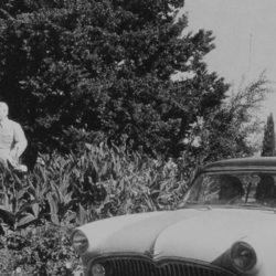 Французы в СССР, первая встреча. 1956 год.