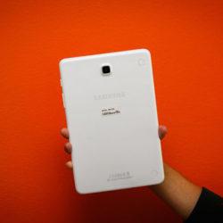Компания Samsung представила новый планшет Galaxy Tab A