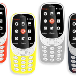 Телефон Nokia 3310 оснастили модулем поддержки 3G-сетей