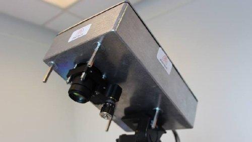 Proteus - камера, способная увидеть свет от источника, находящегося внутри тела человека