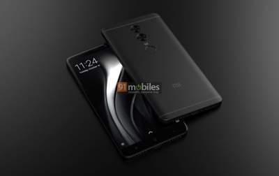 Появились рендеры Xiaomi Redmi Note 5