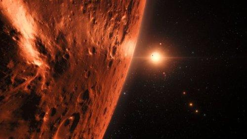Ученые получили доказательства наличия воды на планетах системы TRAPPIST-1