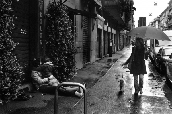 Италия на фото классика Джанни Беренго Гардина