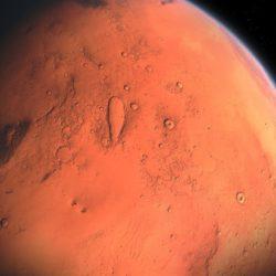 Найдено новое доказательство, что Марс мог быть обитаем