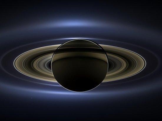 NASA опубликовало последнее фото Сатурна глазами Cassini