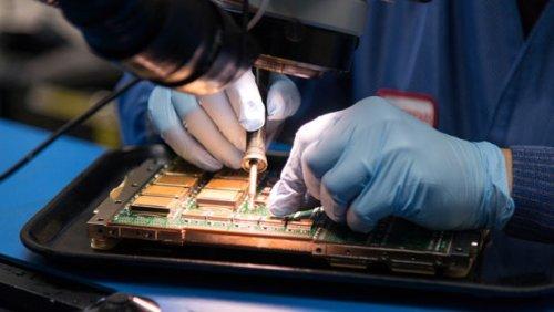 Компания BAE Systems представляет новый устойчивый к радиации компьютер, предназначенный для использования в космосе