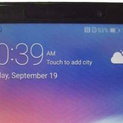 Флагман Huawei Mate 10 показался на рендере