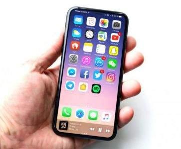 Продажи iPhone 8 с треском провалились