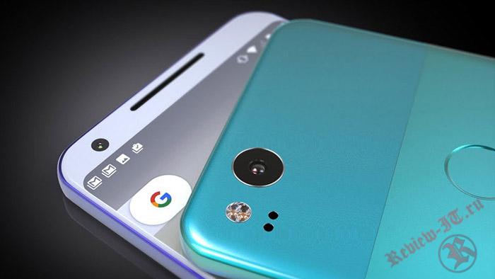 В Интернете появились характеристики новых смартфонов от Google