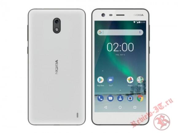Новые смартфоны от Nokia появятся в продаже в начале следующего года