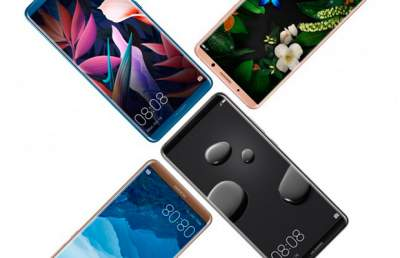 Huawei представила линейку сверхмощный смартфонов