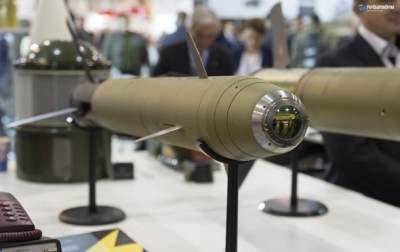 В Украине изобрели высокоточный боевой снаряд