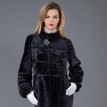 Мутоновые шубки: новый модный тренд