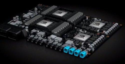Компания Nvidia представляет новый мини-суперкомпьютер для автомобилей-роботов 5-го уровня автономии