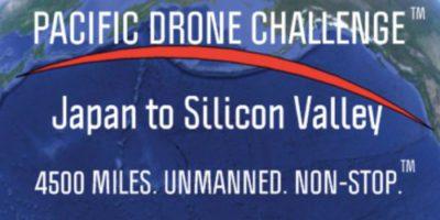 Pacific Drone Challenge — из Японии в Силиконовую Долину через 8300 километров открытого океана