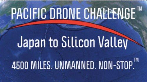 Pacific Drone Challenge - из Японии в Силиконовую Долину через 8300 километров открытого океана