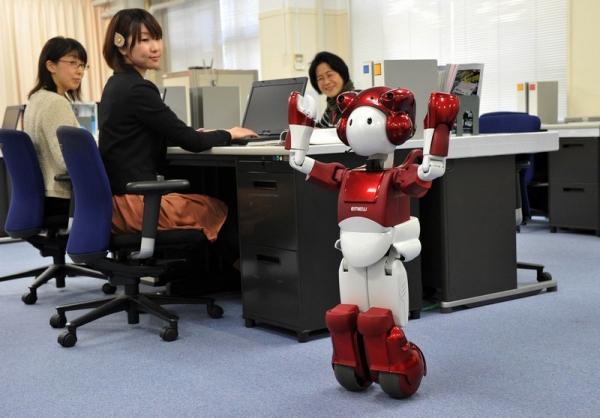 Профессии, из которых нас могут вытеснить роботы
