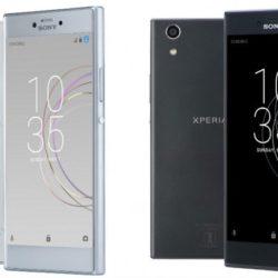 Компания Sony представила новые смартфоны