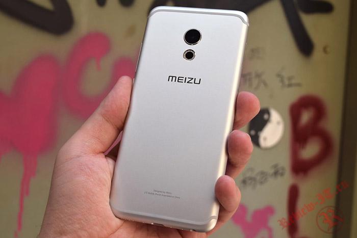 Смартфон Meizu MX 7 появился на «живых» фотографиях