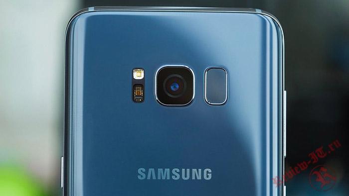Samsung собирается изменить заднюю панель в Galaxy S9