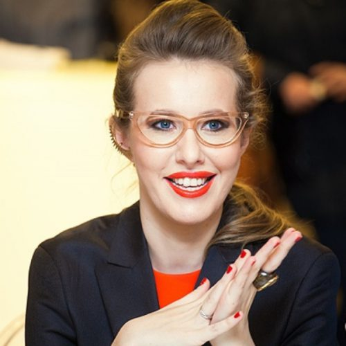 Ксения Собчак официально заявила, что собирается стать президентом
