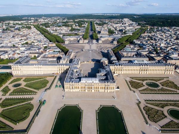 Версаль - дворец, в котором не было ни одного туалета
