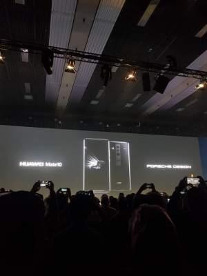 Huawei представила новые флагманские смартфоны