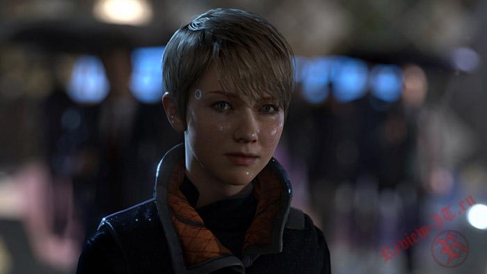 Разработчики показали возможности выбора в игре Detroit: Become Human