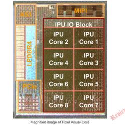 В Pixel 2 компания Google использовала первый чип собственного производства