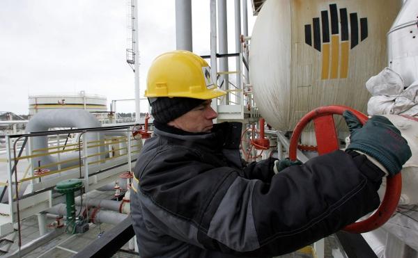 «Роснефть» остановила работы на участке шельфа Черного моря из-за санкций