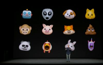 Японская компания подала в суд на Apple за использование Animoji