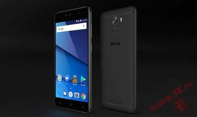 Компания BLU анонсировала выход нового смартфона Vivo 8L