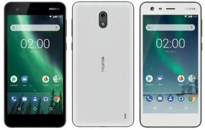 """В Сеть """"просочились"""" характеристики Nokia 2"""