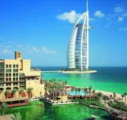 В Дубае появилось первое в мире летающее такси
