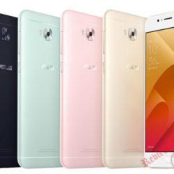 ASUS представила смартфон ZenFone 4 Selfie Lite