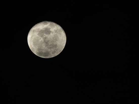 Уфологи получили сигнал от пришельцев на Луне