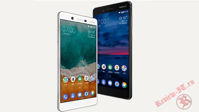 Компания HMD Global продемонстрировала новый смартфон Nokia