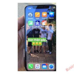 В интернете появилась первая «живая» фотография iPhone X