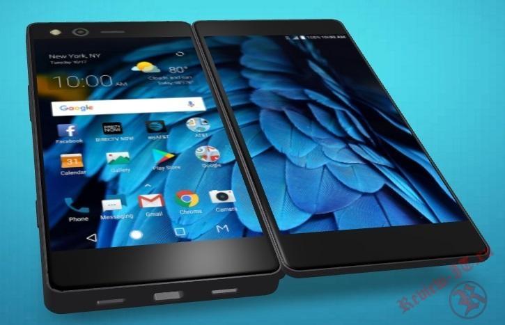 Компания ZTE подготавливает к выпуску новый складной смартфон