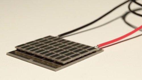 Термоэлектрические генераторы, работающие при комнатной температуре, скоро станут реальностью