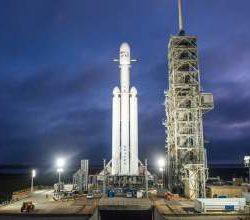 Илон Маск приглашает зрителей на запуск сверхтяжелой ракеты » Хроника мировых событий