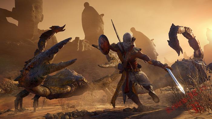 Дополнение для Assassin's Creed: Origins по ошибке вышло на неделю раньше
